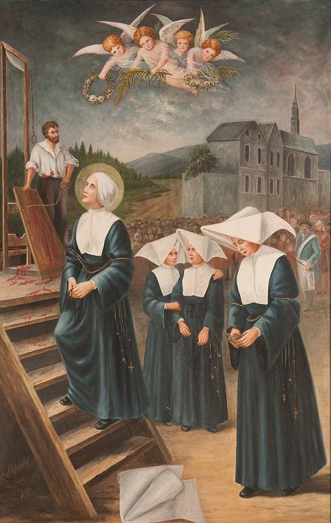 Cagliari-Chiesa-di-Santa-Lucia-Dipinto-a